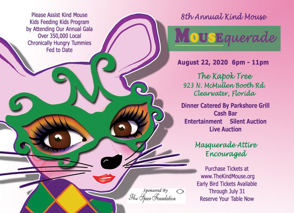 8th Annual Mousequerade