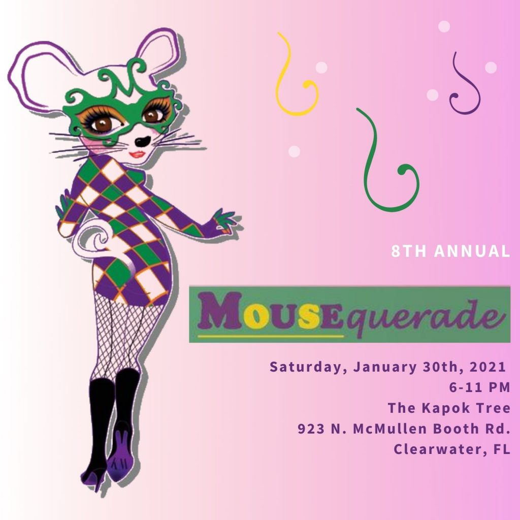 annual fundraiser for the kind mouse